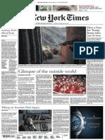 The New York Times International - 20-02-2018
