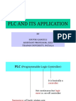 Plc and Its Application