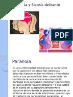 Apresentação Paranoia y Sicosis