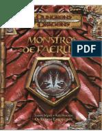 Forgotten Realms D20 - Monstros de Faerûn
