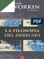 Dworkin, Ronald Comp-La Filosofia Del Derecho-FCE