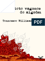 Veintisiete Vagones de Algodon - Tennessee Williams