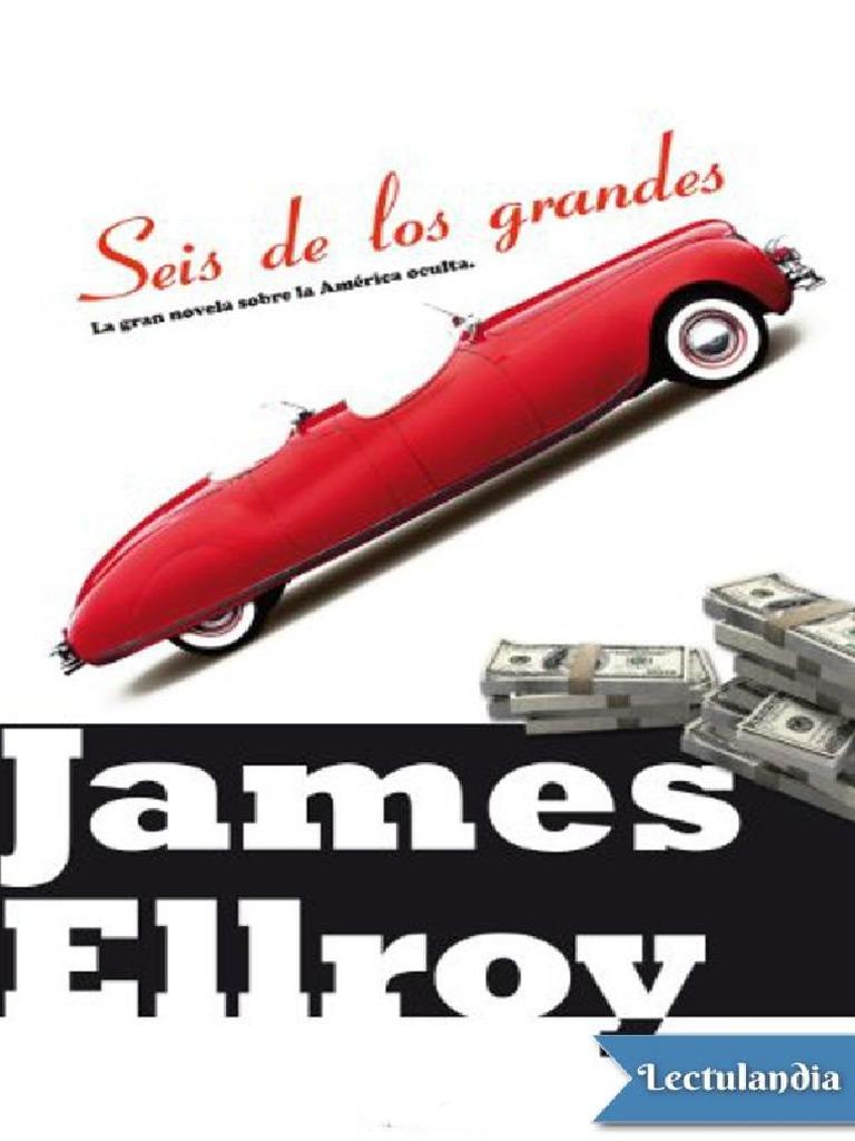 Seis de Los Grandes - James Ellroy 9d1b39d1449