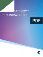 Cloud Gateway Technical Guide