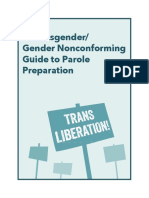 Trans/GNC Guide to Parole Prep (Updated)