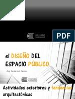 p14_el Diseño Del Espacio Público