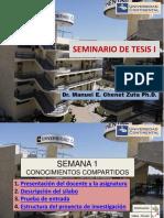 Semana 1-Seminario de Tesis i