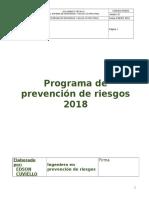 028. Programa Anual de Prevencion2016