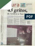 43 Gritos de Arelyss a San Carlos-UNAM