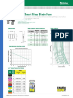 Littelfuse Smart Glow ATO Blade Datasheet