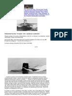 Submarinul Nuclear Scorpion Este o Enigma a Adancurilor