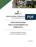 Guia de Instrucciones F01 RENAMU 2017