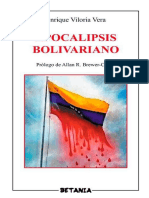 Apocalipsis Bolivariano_Enrique Viloria Vera