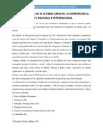 ESTADISTICA DE LOS 10 ÚLTIMOS AÑOS DE LA CORRUPCIÓN AL NIVEL NACIONAL E INTERNACIONAL.docx