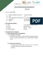 Informe Mensual de Mayo