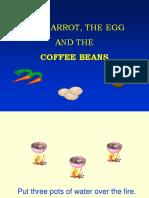 Coffee Carrot Egg Verygoodstory 100117123647 Phpapp01 120930072322 Phpapp02