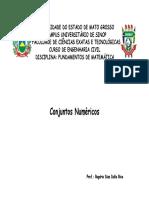 Fot 7482aula 1 - Conjuntos Numybicos - 1 Slide Pob Folha PDF