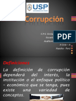 8 Corrupción