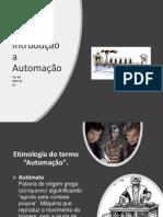 A1 Introdução a Automação