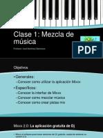 Clase 1 Mixxx