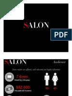 Salon Magazine Media Kit