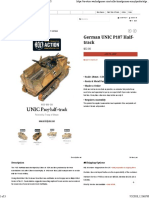 UNIC P107-Captured French Half Track-Kampf Von Luck