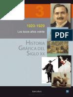 Historia Grafica Del Siglo XX - Vol 3 - 1920 1929, Los locos años 20.pdf