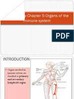 Immunology-Chapter 5-Organs of the Immune System