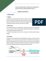 MD - CANAL DE LLEGADA DE EMISOR