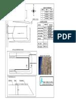 Detalle Releno y Corte Plataforma y Viales
