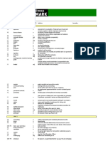 Business Benchmark Upper Intermediate Wordlist