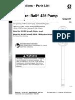 Catalog Gracco Fireball -425