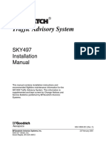 Skywatch 497 Trc497 Sky497 Installation Manual