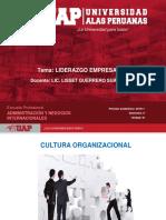 Semana 5 - Cultura Organizacional