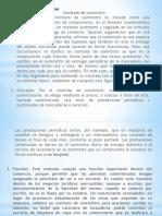 Derecho Mercantil III Suministro y Estimatorio