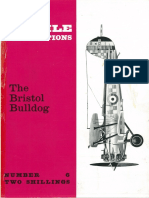 [Aircraft Profile 006] - Bristol Bulldog