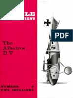 [Aircraft Profile 009] - Albatros D.V.