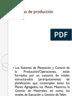 Sistemas de Producción Clase No. 1 1ERA PARTE