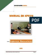 MANUAL DE APOYO -  CAJERO BANCARIO 2016 -  BK CAPACITACIÓN LABORAL.pdf
