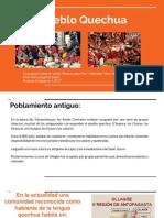 Pueblos Quechuas