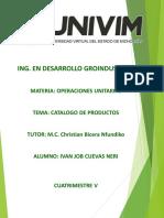 I Cuevas Manual