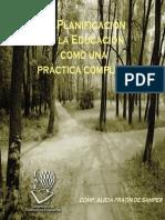 Fratín de Samper Alicia La planificacion una practica compleja.pdf