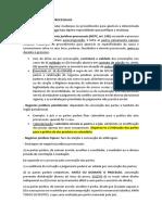 Processo Civil - Negócios Jurídicos Processuais