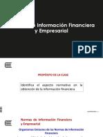 Normas Información Financ y Empres 1.pptx