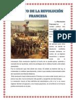 Impacto de La Revolución Francesa