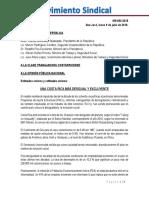 Movimiento Sindical Ms-002-2018 -Propuestas Movimiento Sindical Lunes 9 de Julio 18 (1)
