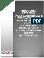 Protocolo Influenza SES 2015