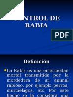 Control de Rabia