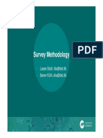 1 4 2 PPT Survey Methodology