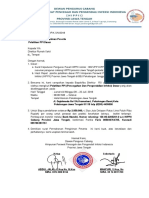 Surat Permohonan DIREKTUR Pelatihan Ppi Dasar